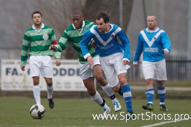 Voorland 1 - NFC/Brommer  1