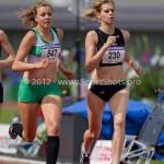 Atletiek NK 2012