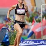 Atletiek NK 2012 800m Vrouwen: Mandie Brandt