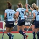 Hockey Hoofdklasse Dames 2012/2013 Laren - De Terriers: Kim Lammers of Laren
