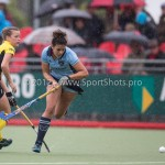 Hockey Hoofdklasse Dames 2012/2013 Laren - De Terriers: Macey de Ruiter of Laren