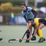 Hockey Hoofdklasse Dames 2012/2013 Laren - De Terriers: Naomi van As of Laren