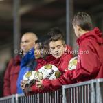27-10-2015: Voetbal: Almere City FC v FC Den Bosch: Almere KNVB Beker 3de ronde 2015 / 2016