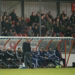 27-10-2015: Voetbal: Almere City FC v FC Den Bosch: Almere Maarten Stekelenburg - Hoofdtrainer (Almere City FC) KNVB Beker 3de ronde 2015 / 2016