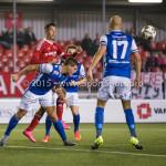 27-10-2015: Voetbal: Almere City FC v FC Den Bosch: Almere Khalid Tadmine (Almere City FC) KNVB Beker 3de ronde 2015 / 2016
