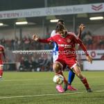 27-10-2015: Voetbal: Almere City FC v FC Den Bosch: Almere Jason Oost (Almere City FC) KNVB Beker 3de ronde 2015 / 2016