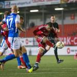 27-10-2015: Voetbal: Almere City FC v FC Den Bosch: Almere Norair Mamedov (Almere City FC) KNVB Beker 3de ronde 2015 / 2016