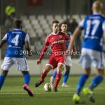 27-10-2015: Voetbal: Almere City FC v FC Den Bosch: Almere Kaj Ramsteijn (Almere City FC) KNVB Beker 3de ronde 2015 / 2016