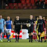 04-12-2015: Voetbal: Almere City FC v FC Den Bosch: Almere Jupiler League 2015 / 2016