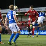 04-12-2015: Voetbal: Almere City FC v FC Den Bosch: Almere