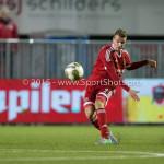 04-12-2015: Voetbal: Almere City FC v FC Den Bosch: Almere Lars Nieuwpoort (Almere City FC) Jupiler League 2015 / 2016