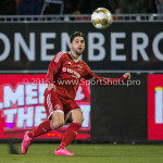 04-12-2015: Voetbal: Almere City FC v FC Den Bosch: Almere Paul Quasten  (Almere City FC) Jupiler League 2015 / 2016
