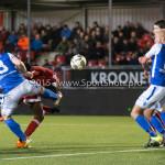 04-12-2015: Voetbal: Almere City FC v FC Den Bosch: Almere Enzio Boldewijn (Almere City FC) Jupiler League 2015 / 2016