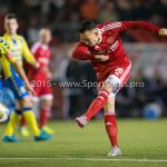 05-02-2016: Voetbal: Almere City FC v RKC Waalwijk: Almere Gaston Salasiwa (Almere City FC) Jupiler League 2015 / 2016