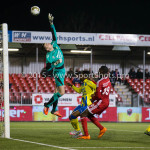 05-02-2016: Voetbal: Almere City FC v RKC Waalwijk: Almere Ralph Vos (RKC Waalwijk) Jupiler League 2015 / 2016