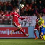 05-02-2016: Voetbal: Almere City FC v RKC Waalwijk: Almere Ricardo Kip (Almere City FC) Jupiler League 2015 / 2016