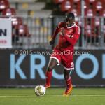 05-02-2016: Voetbal: Almere City FC v RKC Waalwijk: Almere Enzio Boldewijn (Almere City FC) Jupiler League 2015 / 2016
