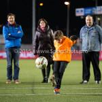 05-02-2016: Voetbal: Almere City FC v RKC Waalwijk: Almere Latje trappen Jupiler League 2015 / 2016