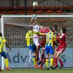 05-02-2016: Voetbal: Almere City FC v RKC Waalwijk: Almere Agil Etemadi (Almere City FC) Jupiler League 2015 / 2016