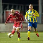 05-02-2016: Voetbal: Almere City FC v RKC Waalwijk: Almere Kees van Buuren (Almere City FC) Jupiler League 2015 / 2016
