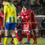 05-02-2016: Voetbal: Almere City FC v RKC Waalwijk: Almere Soufyan Ahannach (Almere City FC) Jupiler League 2015 / 2016