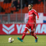 05-02-2016: Voetbal: Almere City FC v RKC Waalwijk: Almere Soufyan Ahannach (Almere City FC) Jupiler League 2015 / 2016