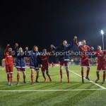 05-02-2016: Voetbal: Almere City FC v RKC Waalwijk: Almere Jupiler League 2015 / 2016