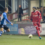 12-02-2016: Voetbal: Almere City FC v FC Eindhoven: Almere Soufyan Ahannach (Almere City FC) Jupiler League 2015 / 2016
