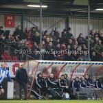 12-02-2016: Voetbal: Almere City FC v FC Eindhoven: Almere Jupiler League 2015 / 2016