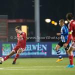 12-02-2016: Voetbal: Almere City FC v FC Eindhoven: Almere Kaj Ramsteijn (Almere City FC) Jupiler League 2015 / 2016