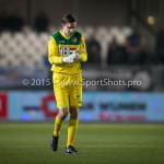 12-02-2016: Voetbal: Almere City FC v FC Eindhoven: Almere Ruud Swinkels (FC Eindhoven) Jupiler League 2015 / 2016