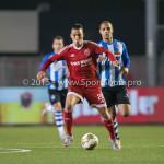 12-02-2016: Voetbal: Almere City FC v FC Eindhoven: Almere Gaston Salasiwa (Almere City FC) Jupiler League 2015 / 2016