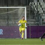 12-02-2016: Voetbal: Almere City FC v FC Eindhoven: Almere Agil Etemadi (Almere City FC) Jupiler League 2015 / 2016