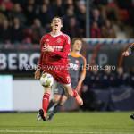 19-02-2016: Voetbal: Almere City v FC Volendam: Almere Pelle van Amersfoort (Almere City FC) Jupiler League 2015 / 2016