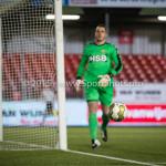 19-02-2016: Voetbal: Almere City v FC Volendam: Almere Hobie Verhulst (FC Volendam) Jupiler League 2015 / 2016