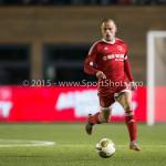 19-02-2016: Voetbal: Almere City v FC Volendam: Almere Ricardo Kip (Almere City FC) Jupiler League 2015 / 2016