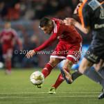 19-02-2016: Voetbal: Almere City v FC Volendam: Almere Norair Mamedov (Almere City FC) Jupiler League 2015 / 2016