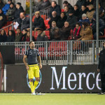 19-02-2016: Voetbal: Almere City v FC Volendam: Almere Agil Etemadi (Almere City FC) Jupiler League 2015 / 2016