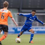 20-02-2016: Voetbal: Almere City O16 v FC Volendam O16: Almere Nick Kasan (Almere City FC O16)