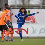 20-02-2016: Voetbal: Almere City O16 v FC Volendam O16: Almere Joey Mers (Almere City FC O16)