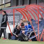 20-02-2016: Voetbal: Almere City O16 v FC Volendam O16: Almere Mark van Lith (Almere City FC O16)