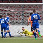 20-02-2016: Voetbal: Almere City O16 v FC Volendam O16: Almere Stefan Dekkers (Almere City FC O16)