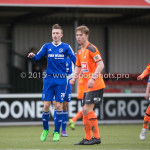 20-02-2016: Voetbal: Almere City O16 v FC Volendam O16: Almere Tiggo Jansen (Almere City FC O16)