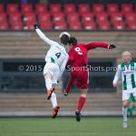 20-02-2016: Voetbal: Almere City B1 v FC Groningen B1: Almere Adrian Ramadani (Almere City FC B1)
