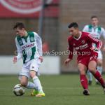 20-02-2016: Voetbal: Almere City B1 v FC Groningen B1: Almere Jay Winter (Almere City FC B1)