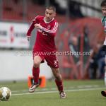 20-02-2016: Voetbal: Almere City B1 v FC Groningen B1: Almere Kubilay Koylu (Almere City FC B1)