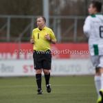 20-02-2016: Voetbal: Almere City B1 v FC Groningen B1: Almere H.J.M Sluijtman (Scheidsrechter)