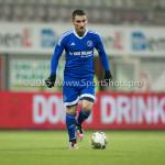 26-02-2016: Voetbal: FC Emmen v Almere City FC: Emmen Norair Mamedov (Almere City FC) Jupiler League 2015 / 2016
