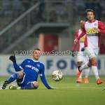 26-02-2016: Voetbal: FC Emmen v Almere City FC: Emmen Norair Mamedov (Almere City FC) Jupiler League 2015 / 2016v