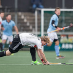 06-03-2016: Hockey: Amsterdam v HGC: Amsterdam Klaas Vermeulen (Amsterdam) Hoofdklasse Heren 2015 / 2016